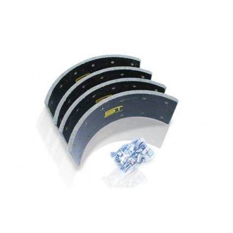 Накладки тормозных колодок fuso canter ST000201