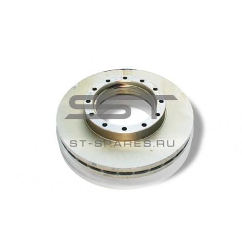 Диск тормозной задний Fuso Canter E4 E5 MX925100