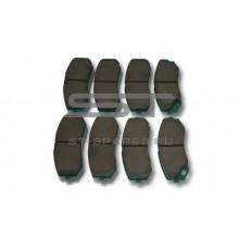 Колодки тормозные (к-т на ось дисковые) Fuso Canter (E-4) MK528946