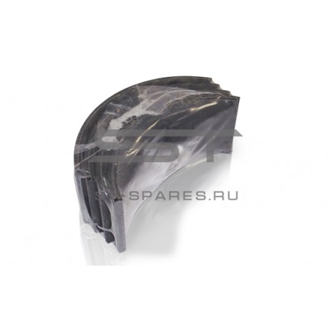 Накладки тормозные ISUZU NQR71/75 к-т 4 шт. (с заклепками) 5878316920