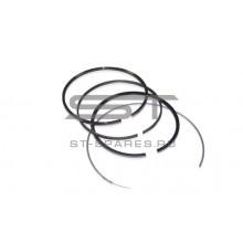 Кольца поршневые ISUZU NQR71/75/90/NPR75/FSR/FVR (на цилиндр) 8976034231 8980401250
