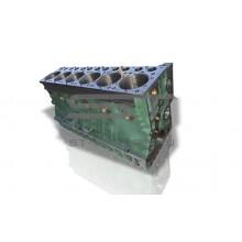 Блок цилиндров Евро-2 дв. WD615 (с короткой крышкой) HOWO FOTON 61500010356B