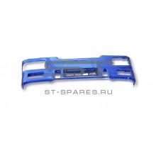 Бампер (верхняя часть нижняя часть) синий CAMC 28A3D-03010