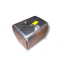 Бак топливный 300 л квадратный алюминий SHACMAN DZ9114552130/AL
