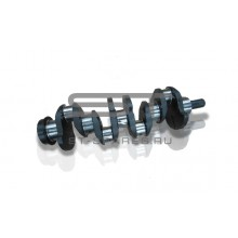 Вал коленчатый двигателя 4100QBZL (Диаметром 14мм) Baw  1044 (евро 2) 4100QBZ-05-006A BAW Fenix
