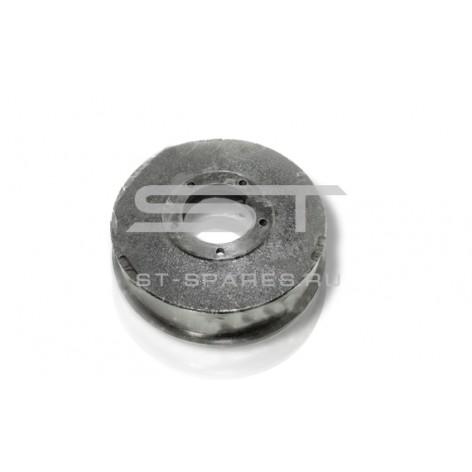 Барабан тормозной передний D310 ступица D110 H115 5 отв Foton 1041  1104330000015