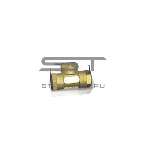 Клапан тормозной защитный 2-х контурный Foton 1099 1108935600015