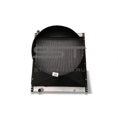 Радиатор водяной системы охлаждения ДВС Foton 1051 1061 1106113100001