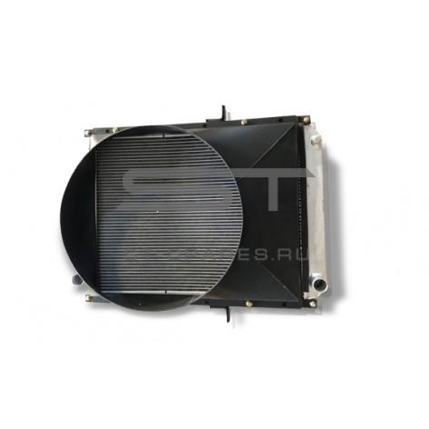 Радиатор водяной системы охлаждения ДВС Foton 1093 1099 1108913106002