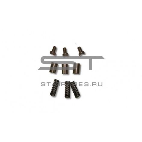 Комплект сухарей синхронизатора Foton 1049A 1701309/11/12-B1