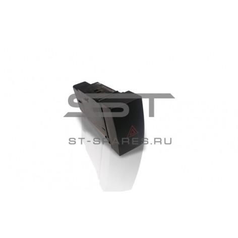 Выключатель клавиша аварийной сигнализации Foton 1049A 1051 1061 1069 1B18037300025