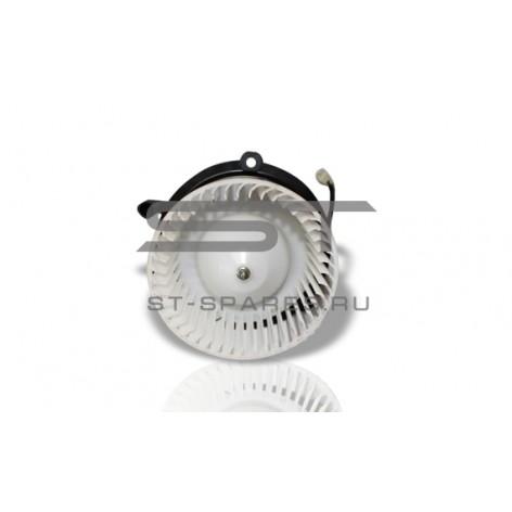 Мотор отопителя 24V в сборе с крыльчаткой Foton 1041 1049А 1051 1061 1069 1089 5121 1B18081200253