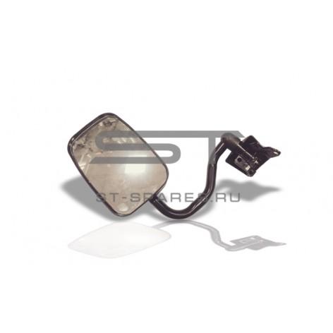 Зеркало заднего вида Левое с кронштейном и подогревом Foton 1039 1049A 1049C 1069 1B18082100017*