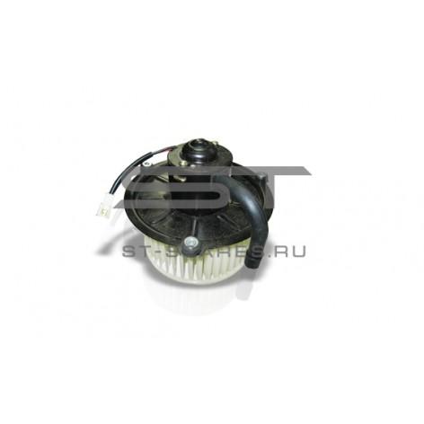 Мотор отопителя 24V в сборе с крыльчаткой Foton 1093 1099 1138 5122 3251 1B22081100008-1