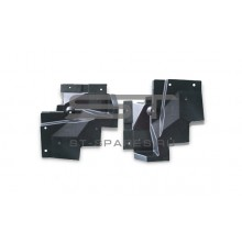 Брызговик кабины передний правый передняя часть Foton 1093 1099 1B22084300024