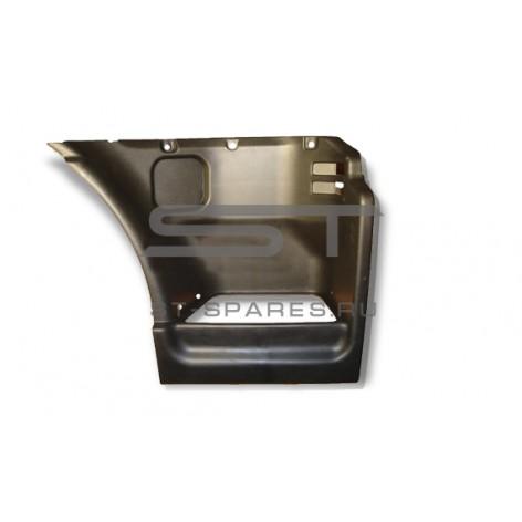 Корпус подножки кабины правый пластик Foton 1093 1099 1B22084510031
