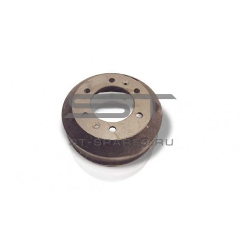Барабан тормозной задний D320 ступица D172 H175 6 отв Foton 1089 5121  3104102-HF18040FTE