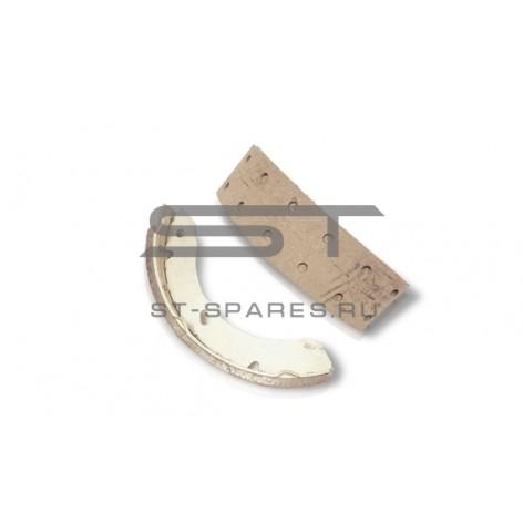 Колодка тормозная задняя к-кт 2шт Foton 1049С BJ1029-EC