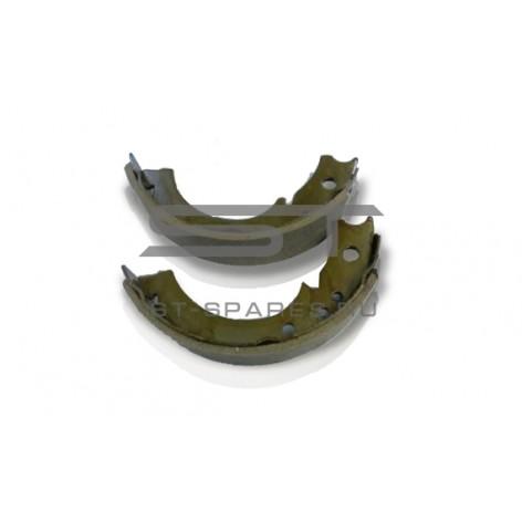 Колодки стояночного тормоза к-кт Foton 1039 1049C D-120-3507-020/30
