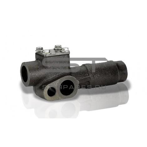Клапан перепускной масляного насоса 2-х шестер Foton 1049A 1041 T4138A049C / T32712726 / T4138A049