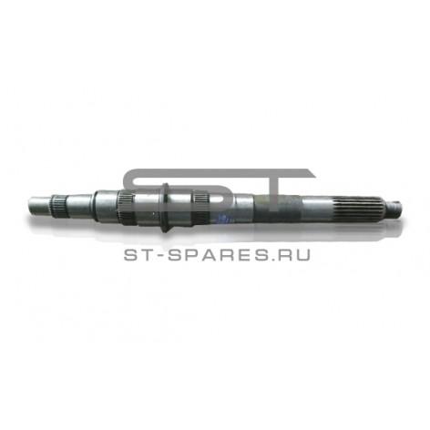 Вал вторичный КПП голый Foton 1099 1701301-11A1