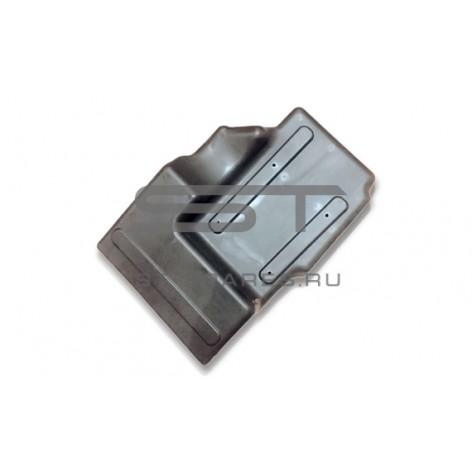 Брызговик кабины передний левый задняя часть Foton 1093 1099 1B22084310050