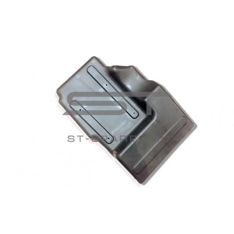 Брызговик кабины передний правый задняя часть Foton 1093 1099 1B22084310051