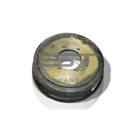 Барабан тормозной передний D310 ступица D110 H115 6 отв Foton 1049A  3103102-HF324FTA