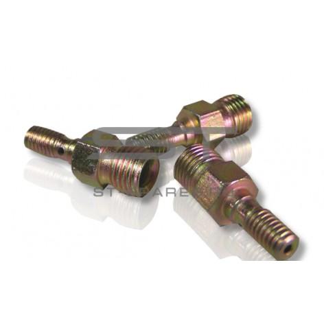 Болт перепускной топливный штуцер обратки Foton 1041 1049А 1069 1093 1099 T3355V002