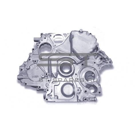 Передняя крышка картера ГРМ Fuso Canter ME224335 Евро 3