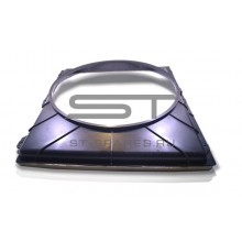 Диффузор радиатора охлаждения HINO 500 (Евро-3/4) R19.5 16711E0180