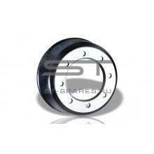 Барабан тормозной задний HINO 500 Евро-4 FM8 S4743E0040