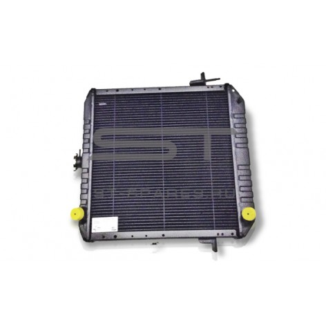 Радиатор охлаждения ISUZU NQR71 Алюминиевый 8972403010 8973710110 8972403500