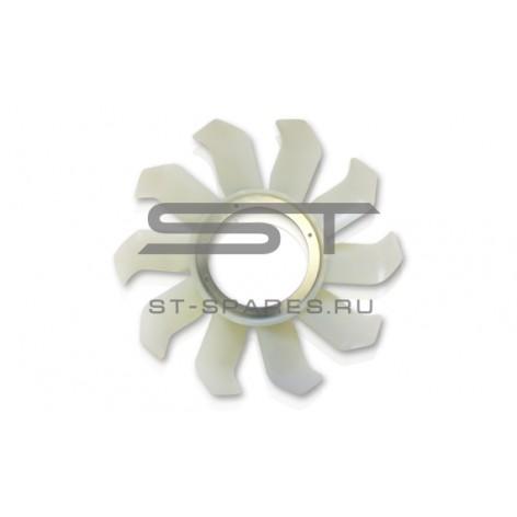 Крыльчатка вентилятора Isuzu NLR85 8973302070