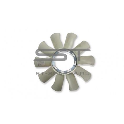 Крыльчатка вентилятора 10лоп. ISUZU NQR71 8971408541