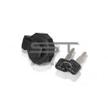 Крышка топливного бака с замком металл ISUZU NQR71 8970956862