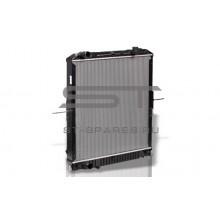Радиатор охлаждения Алюминиевый ISUZU NQR71 8972403010 8973710110 8972403500