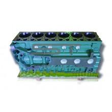 Блок цилиндров двигателя WD615 Евро-2 (с короткой крышкой) FOTON 61500010383