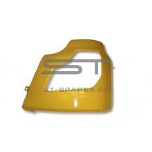 Бампер боковой левый жёлтый ТЯГАЧ DONGFENG 8406019-C0101T
