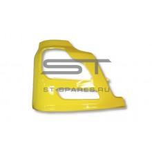 Бампер боковой правый белый ТЯГАЧ DONGFENG 8406020-C0100